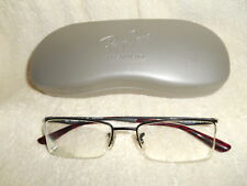 3aa5f86103 item 4 RAY BAN TITANIUM RB 8678 1012 Eyeglasses 51 18 140 WITH HARD CASE  EXCELLENT..!! -RAY BAN TITANIUM RB 8678 1012 Eyeglasses 51 18 140 WITH HARD  CASE ...