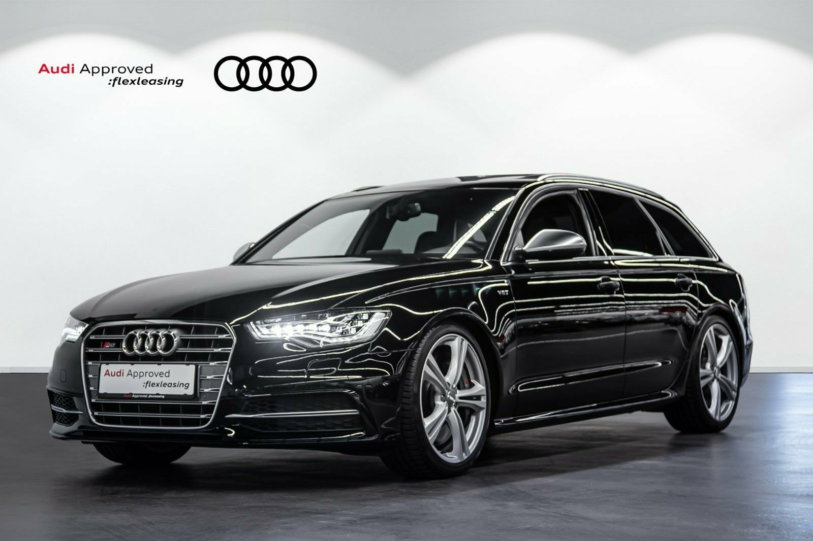 Audi S6 4,0 TFSi Avant quattro S-tr. 5d - 4.489 kr.