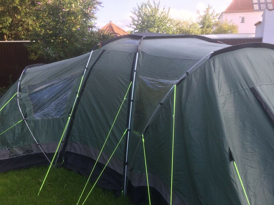 Outwell Family Dome XL med udstyr