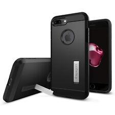 size 40 b8081 8893f Spigen Tough Armor iPhone 7 Plus Case With Kickstand - Black M1