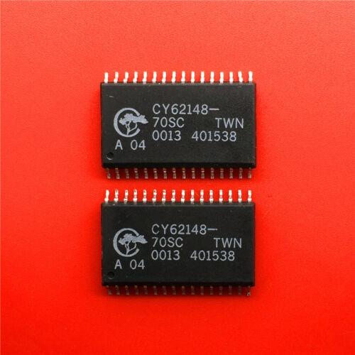 CY62148LL-70SC 512K x 8 Static RAM Cypress SO-32 1pcs