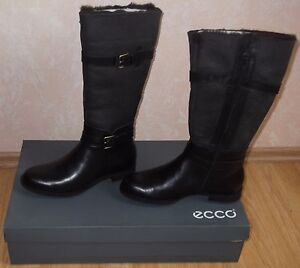 Ecco Stiefel Saunter High cut zip Schwarz Gr. 39 (8-8,5) *NEU* - Deutschland - Ecco Stiefel Saunter High cut zip Schwarz Gr. 39 (8-8,5) *NEU* - Deutschland