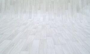 PVC Bodenbelag Holz-Optik Planken in eiche weiß 200 cm Breite pro qm ...