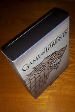 GAME OF THRONES Stagione 1 Blu-ray US importazione rara OOP Stark digipack