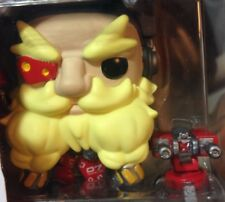 Funko POP TORBJORN New in Box Games Overwatch S4 Vinyl Figure