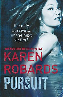 Robards, Karen, Pursuit, Very Good Book