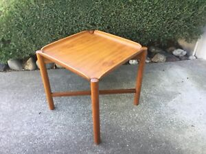 Image Is Loading Anese Folding Side Table By Kathuo Mathumura For