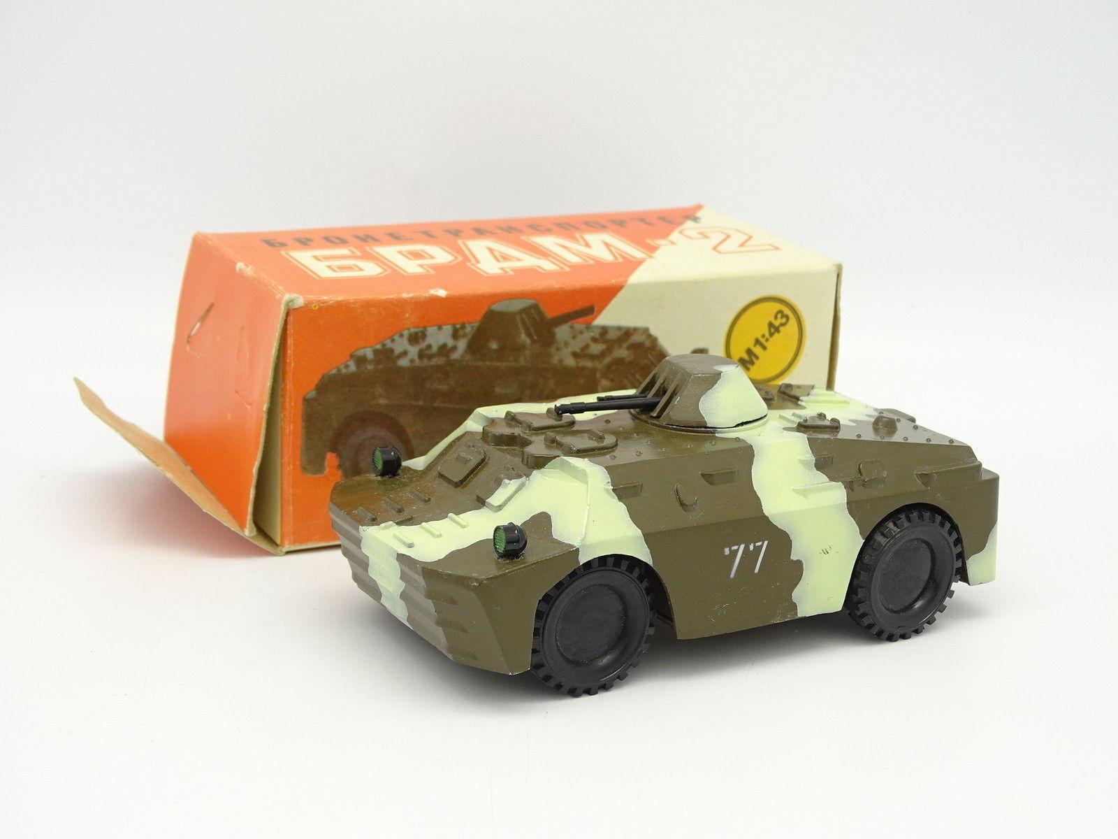 Russia 1 43 - Schermato Auto Militare Russian Army 77