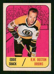 EDDIE-SHACK-1967-68-TOPPS-67-68-NO-34-EXMINT-45360