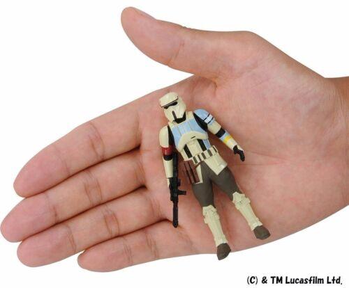 Metal Figure Collection MetaColle Star Wars SCARIF STORMTROOPER TAKARA TOMY NEW