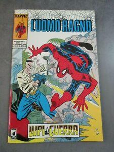 L'UOMO RAGNO n° 108 30 NOVEMBRE 1992 - ED. STAR COMICS - OTTIMO - NUOVO