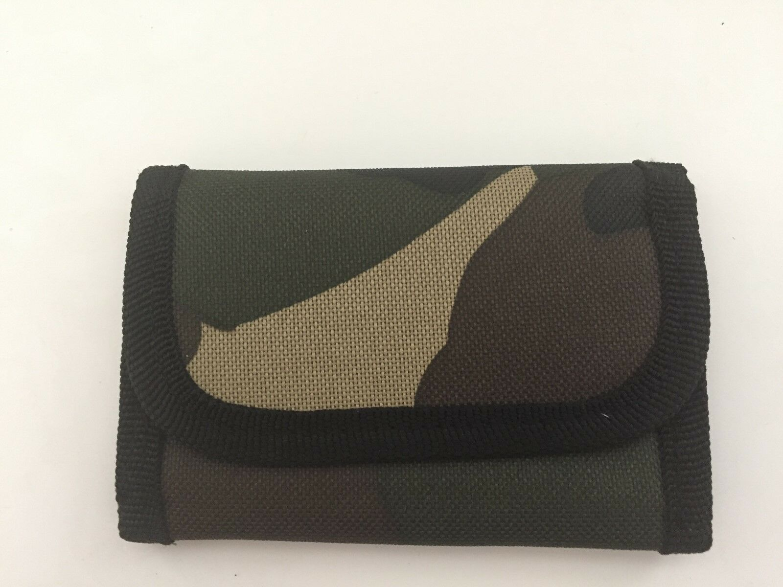 2-Soft Sided Unisex Wallet with Belt Strap-Camo
