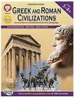 Greek and Roman Civilizations, Grades 5 - 8 by Heidi M C Dierckx (Paperback / softback, 2012)