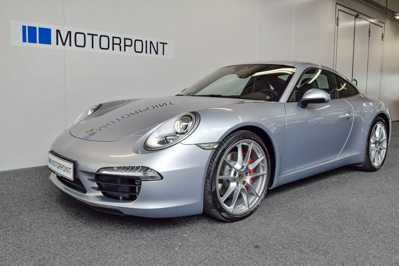 Porsche 911 Carrera S 3,8 Coupé PDK 2d - 1.449.900 kr.