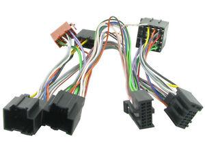 Bluetooth-PARROT-cables-de-trenza-harness-CHEVROLET-Aveo-Captiva-Epica-SAAB-9-3