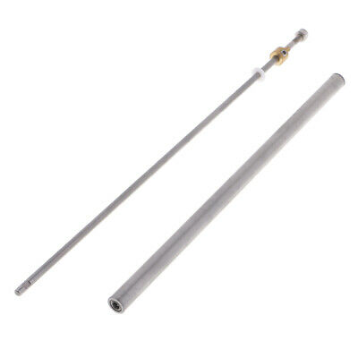 2.4G Water Cooling RC Boat Ship Model Tube Pipe Metal Shaft 90mm for FT012