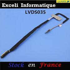 LCD LED LVDS PANTALLA VÍDEO CABLE PLANO FLEXIBLE DISPLAY PANTALLA HP 13-R