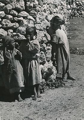 Gehoorzaam Maroc C. 1940 - Jeunes Enfants - Div 8140 Talrijke In Verscheidenheid