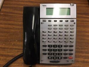 NEC-34B-HF-Disp-Aspirephone-BK-IP1NA-24TXH-TELEPHONE-ASPIRE-7