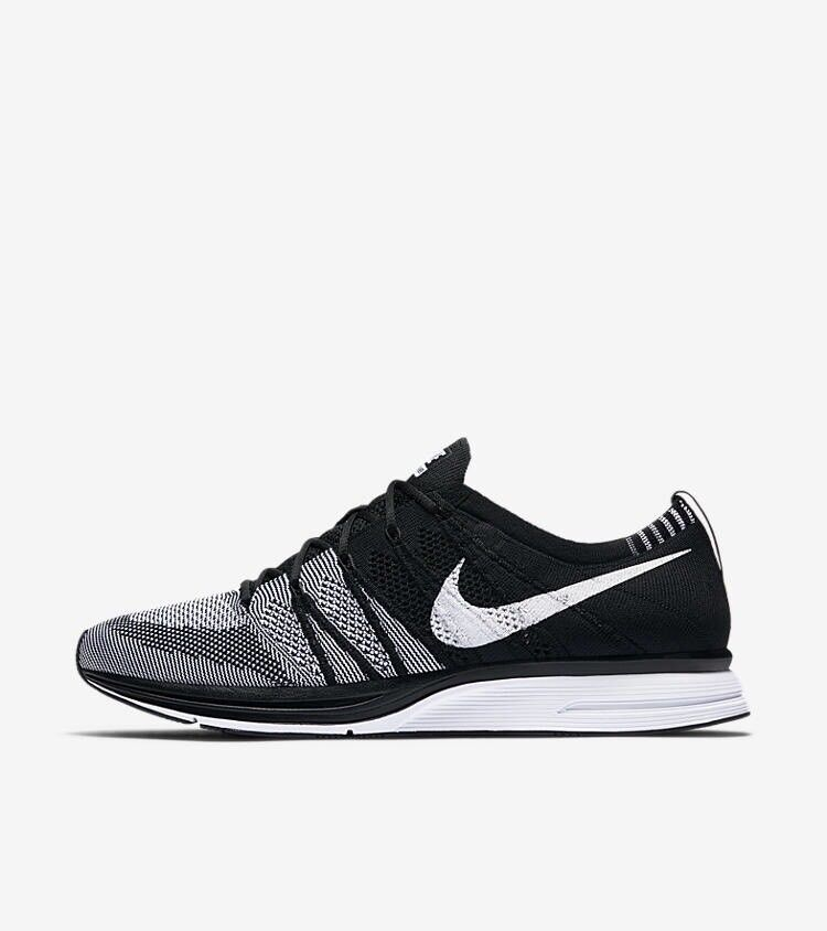 timeless design 8c073 aecfc ... where can i buy nike flyknit trainer negro blanco oreo de 6 a autentico  15 ah8396