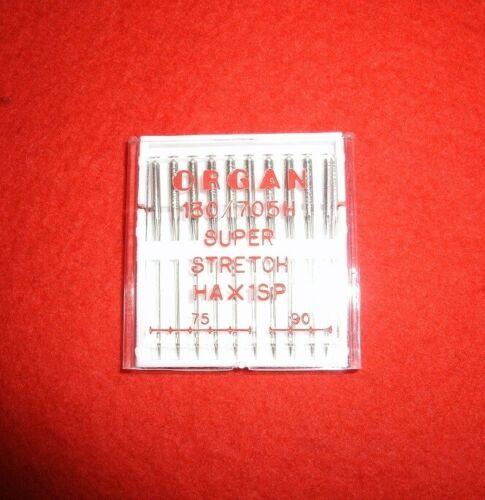 Órgano-plano pistón agujas hax1sp 75-90 + en 10er estuche