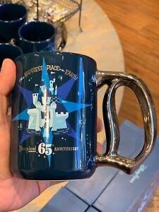 Disneyland-Resort-65-Years-of-Magic-Ceramic-Coffee-Mug-New