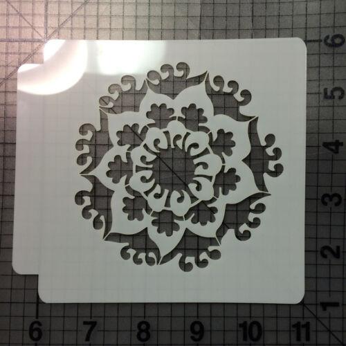 Flower Stencil 116