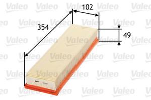 VALEO 585114 Luftfilter