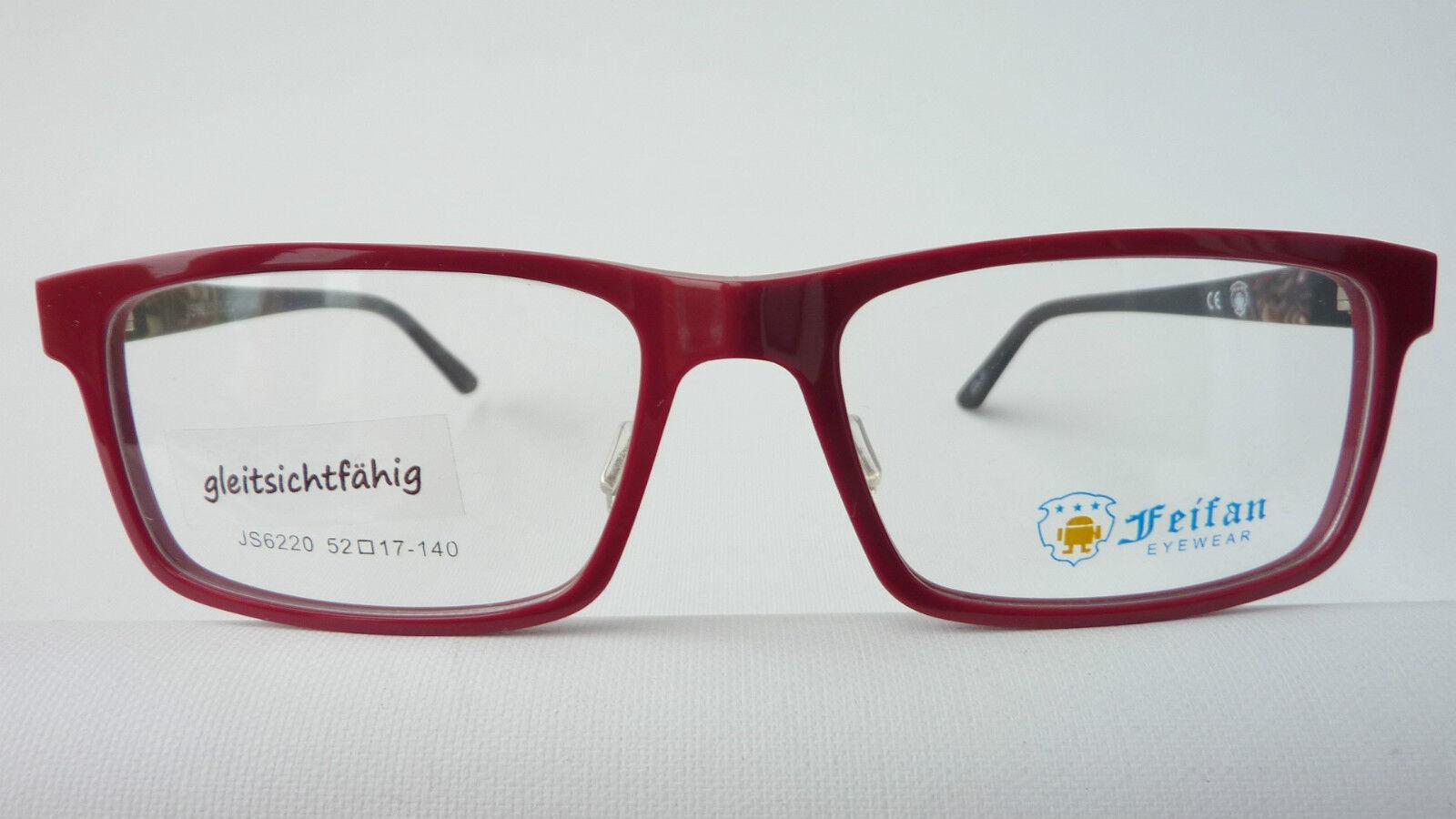 J. Seifen rote Männerbrille Acetatfassung schwarzer Bügel Bügel Bügel Top-Design Trend GrößeM | Shopping Online  973047
