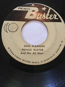 Prince Buster All Stars Try A Little Tenderness All My Loving