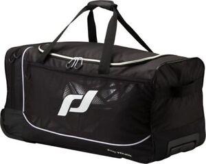 Puma XXL Wheel Bag 100L sehr große Reise /& Sport-Tasche mit Rollen Teamsport