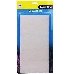 Aqua-One-Wool-Filter-Pad-3W-For-AquaStyle-620-620T-Aquariums-25003W