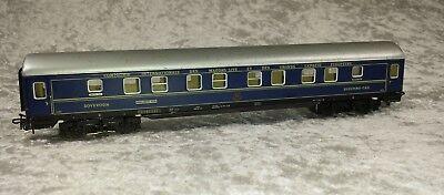 Märklin H0 4029 Intern. Schlafwagen mit Beleuchtung OVP | eBay