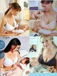 Jolinesse oder Esmara Still BH Umstands Unterwäsche Schwangerschaft Stillen WEIß