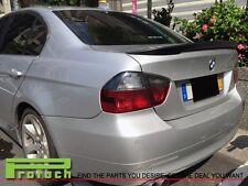 Jet Black Performance Trunk Lip Spoiler Fit BMW E90 323i 325i 330i 335i M3 Sedan