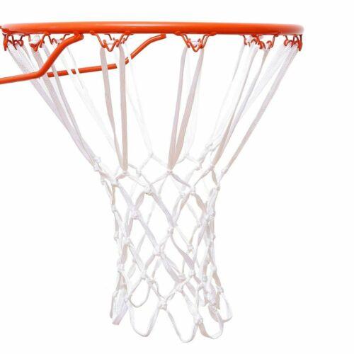 Replacement Basketball Net Heavy Duty All Weather Hoop Goal Rim Indoor Outdoor