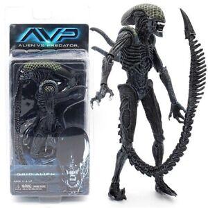 Alien-vs-Predator-Grid-Action-NECA-Sammler-Figur-Film-Xenomorph-Horror-Figuren