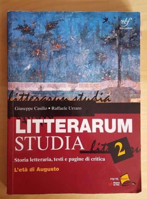 Litterarum studia 2 - Casillo, Urraro - Bulgarini