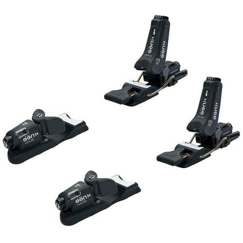 Knee Shadow Ski Bindings with Lateral Release 90mm brake Protect your ACL!!