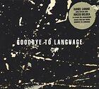 Goodbye to Language Daniel Lanois 8714092747126
