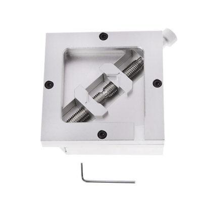 90 x 90mm BGA Reballing Station with Handle Stencils Template Holder