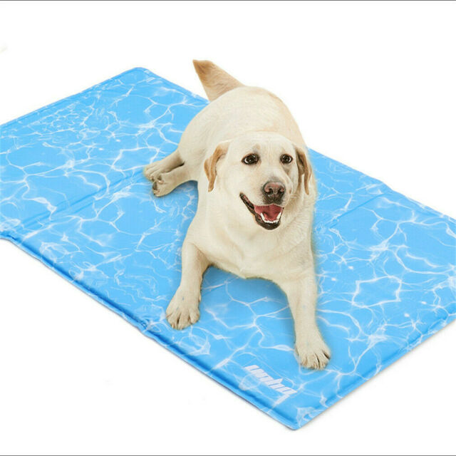 Dog Cooling Gel Cooling Pad Mat For Dogs Pets Avoid Overheating Ideal For Home