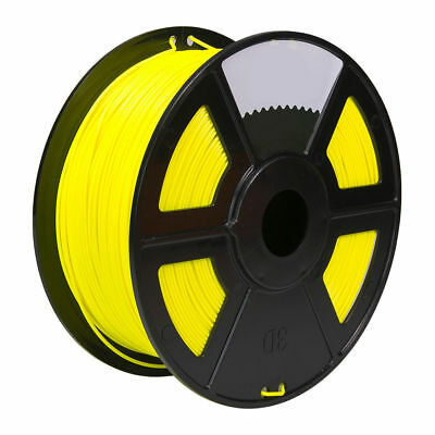 3d Printer Consumables Logical 4pk Yellow Color 3d Printer Filament 1.75mm 1kg Abs For Print Makerbot Reprap Promote The Production Of Body Fluid And Saliva