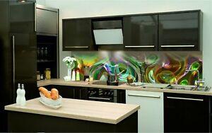 Hervorragend KÜCHENRÜCKWAND Hart PVC selbstklebend Klebefolie Küche | eBay GX54