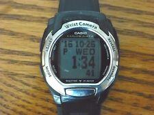Casio Wrist Camera Watch WQV-3 Retired Module 2411