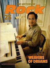 HISTORY OF ROCK #23<>Neil Sedaka / Bobby Vee / Tony Orlando ~