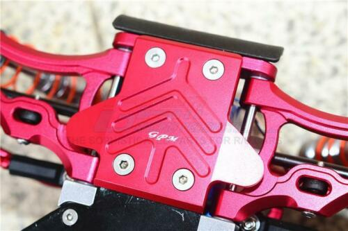 Details about  /NEW GPM RR Chassis Protection Plate Red Kraton//Outcast//Notorious FREE US SHIP