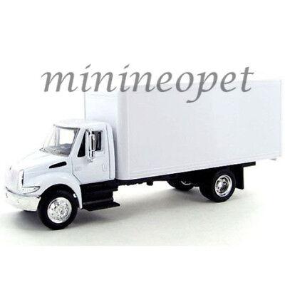Truck Utility Box >> New Ray 15903 International 4200 Utility Box Truck 1 43 White 690000689536 Ebay