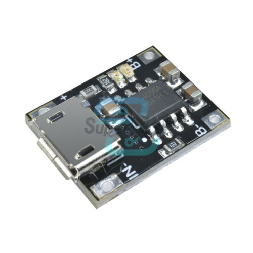 TC4056 1//5//10PCS 5V1A Lithium Battery Charging Charger Module Power Supply Board