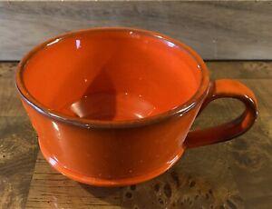 Vintage Metlox Poppytrail Red Rooster Coffee Cups Mugs